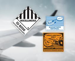 Étiquette de danger spécifique IATA