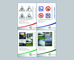 Pack comprenant 4 Livrets de conduite