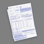 Formulaires douaniers