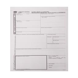 Document simplifié d'accompagnement