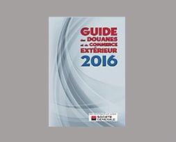 Guide des douanes