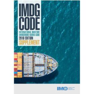 code IMDG supplement