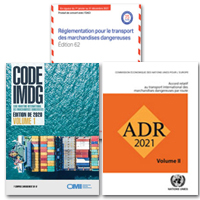IATA ADR IMDG