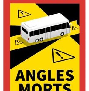 Etiquettes angles morts