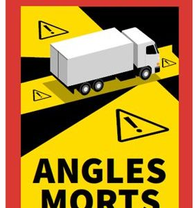 signalétique angles morts