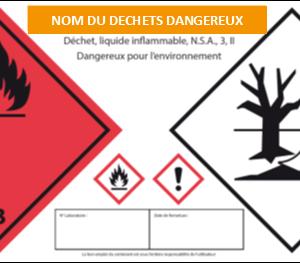 Etiquette dechet dangereux2